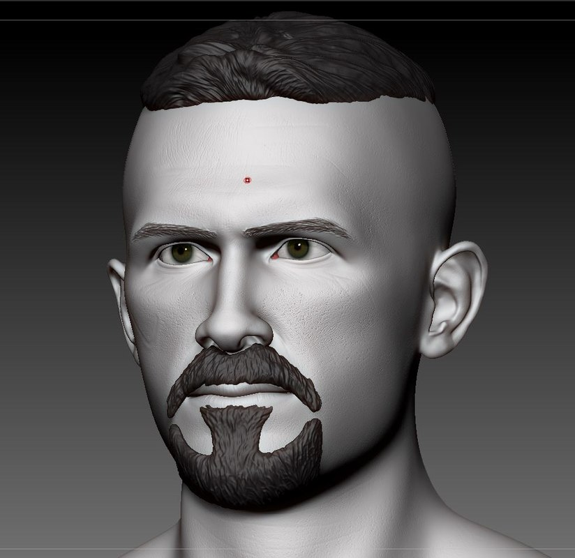 sculpt scott adkins print model