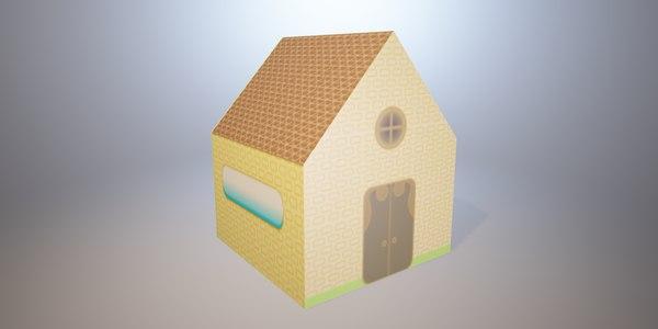 3D lowpoly model