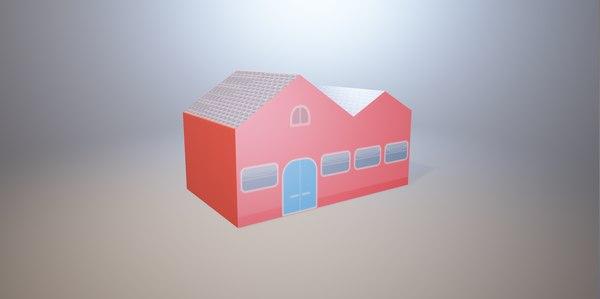 3D lowpoly