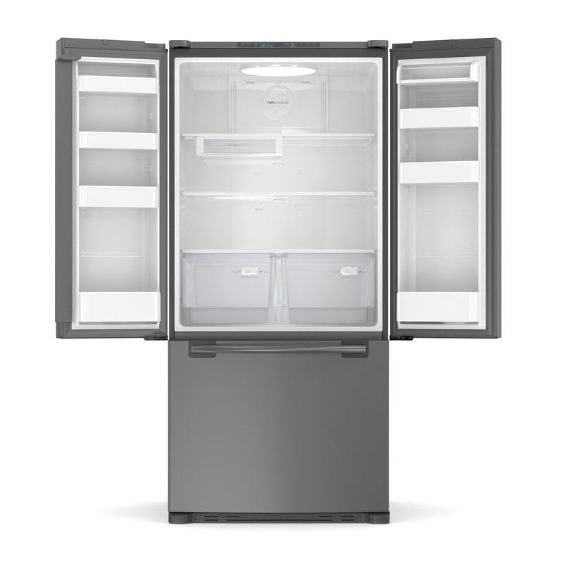 3D refrigerator 20 samsung model