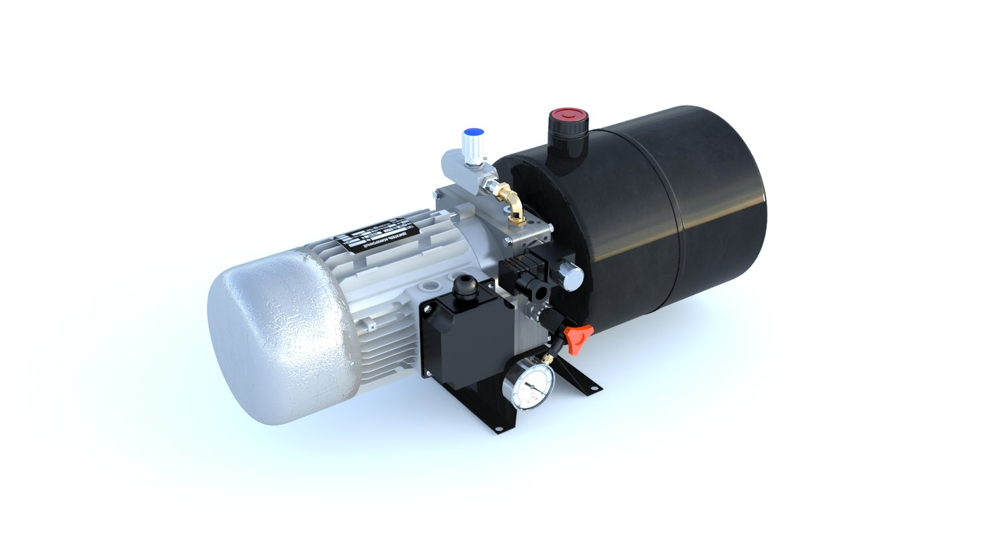 3D hydrostation