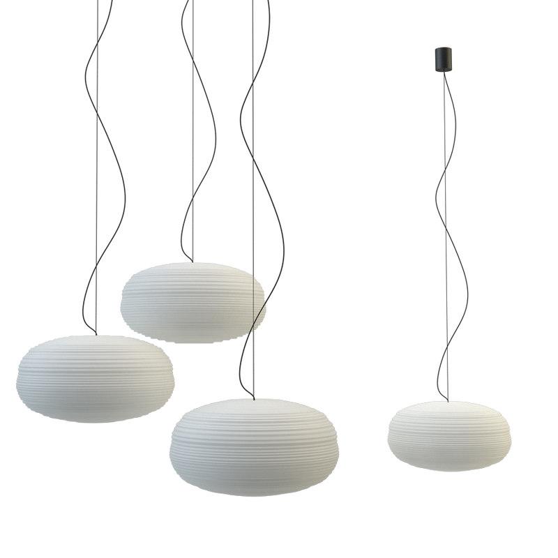 suspended focsarini rituals lamp model