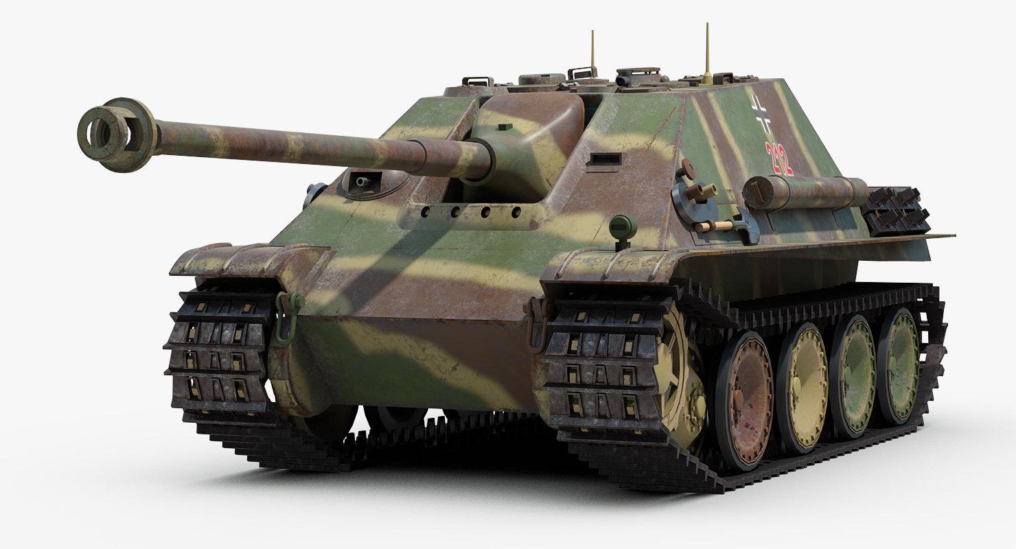 ww2 german sd kfz 3D model