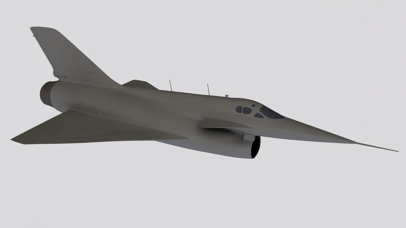 3D model nord aviation 1500 griffon