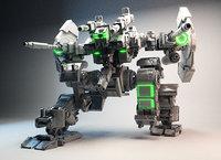 Robot war Mk1