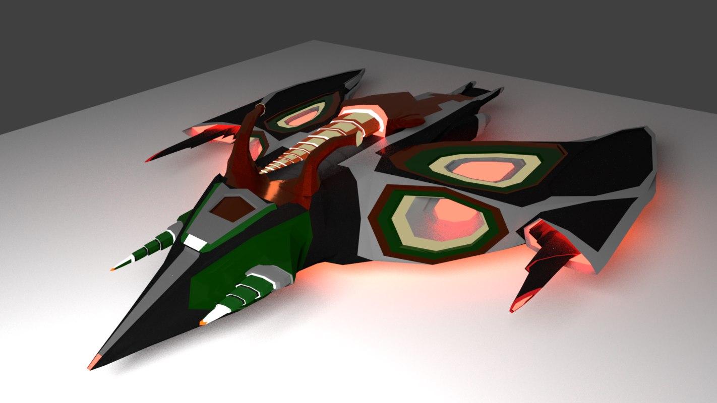 f-hornet model