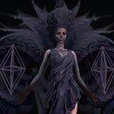 dark angel b witch 3D model