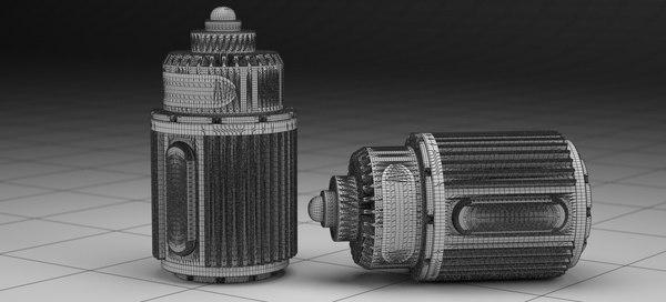 3D quantum fuel cell 2017