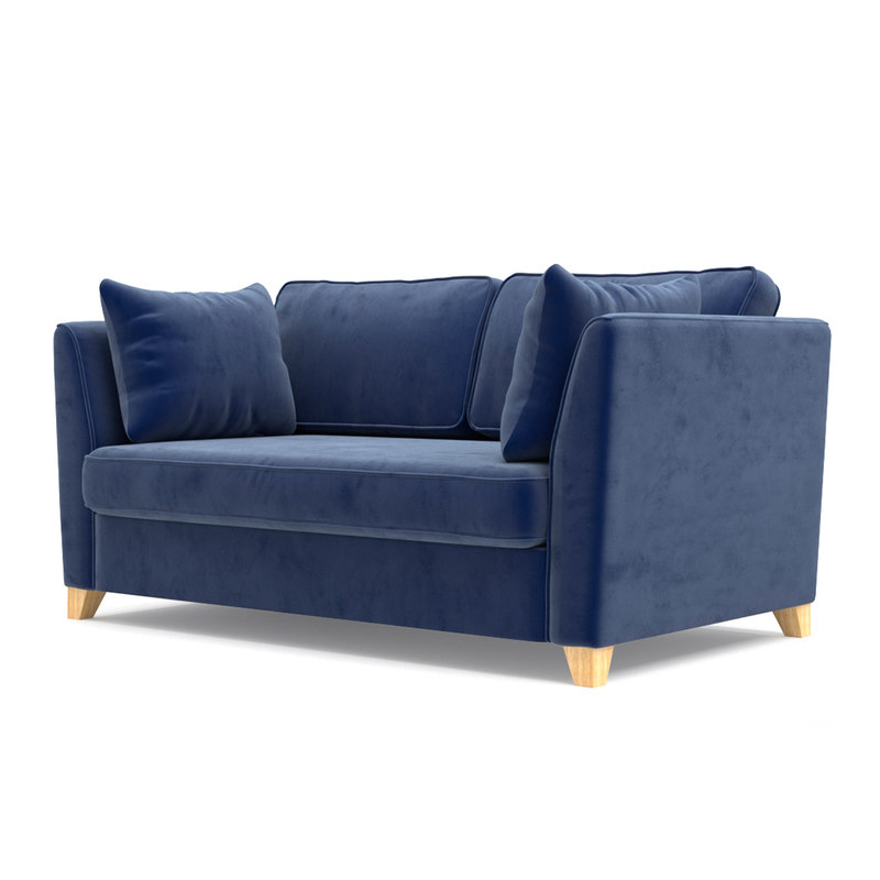 wolsly seat sofa 3D model