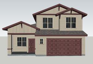 north napa home 3D model