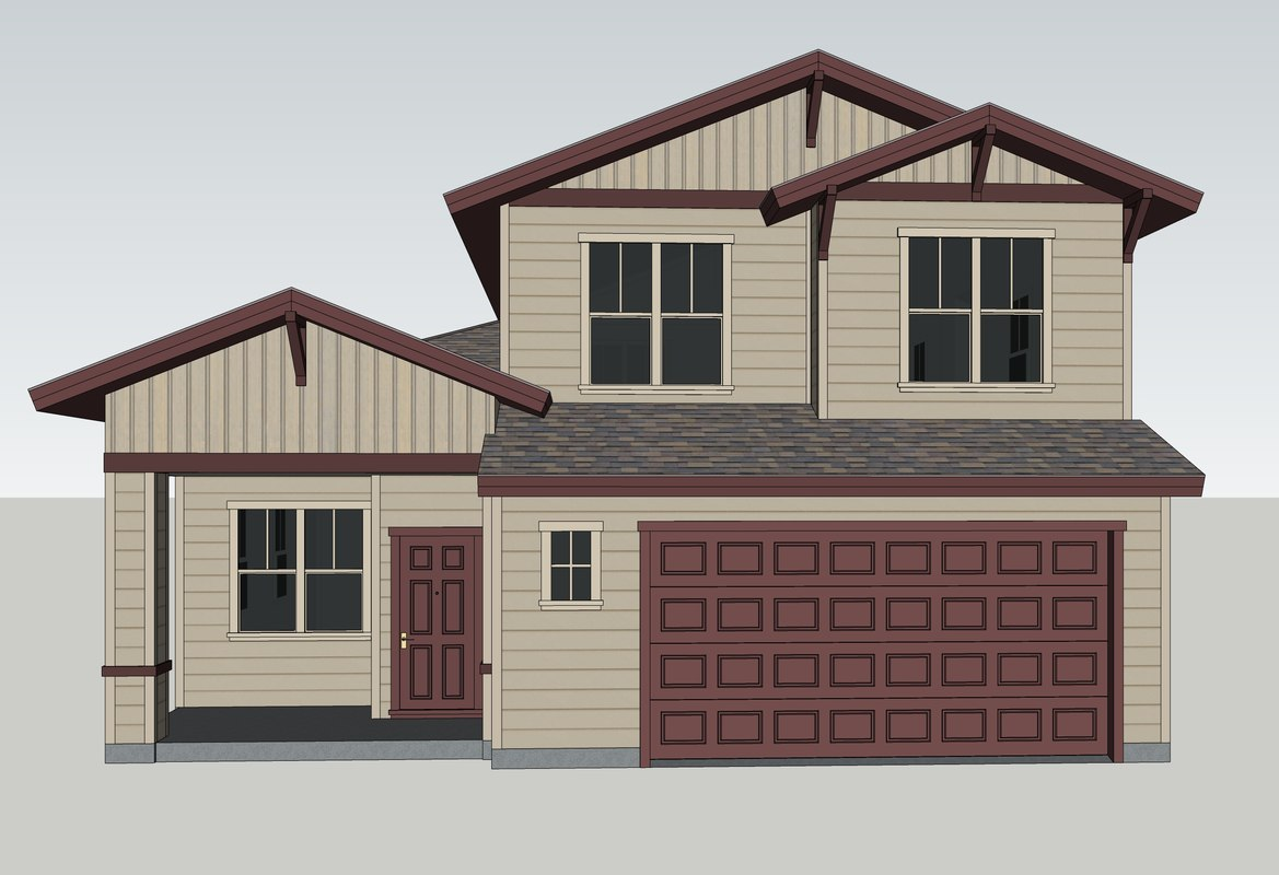 north napa home 3D model