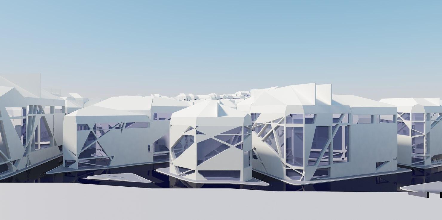 future city 5 model