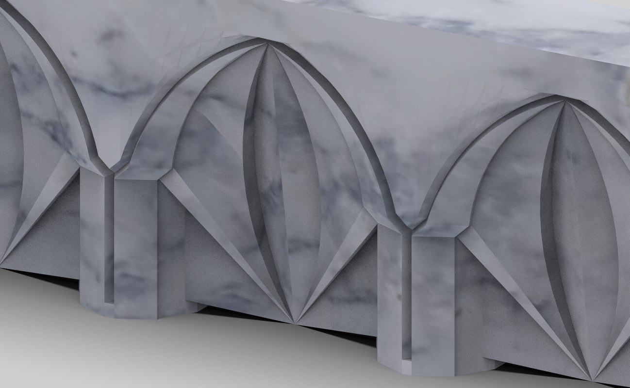 relief cnc model