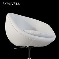3D skruvsta chair