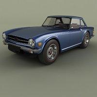Triumph TR6 mk2