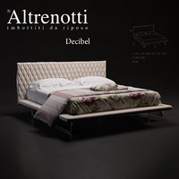 3D model altrenotti decibel