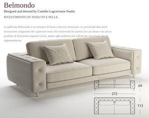 alberta belmondo sofa model
