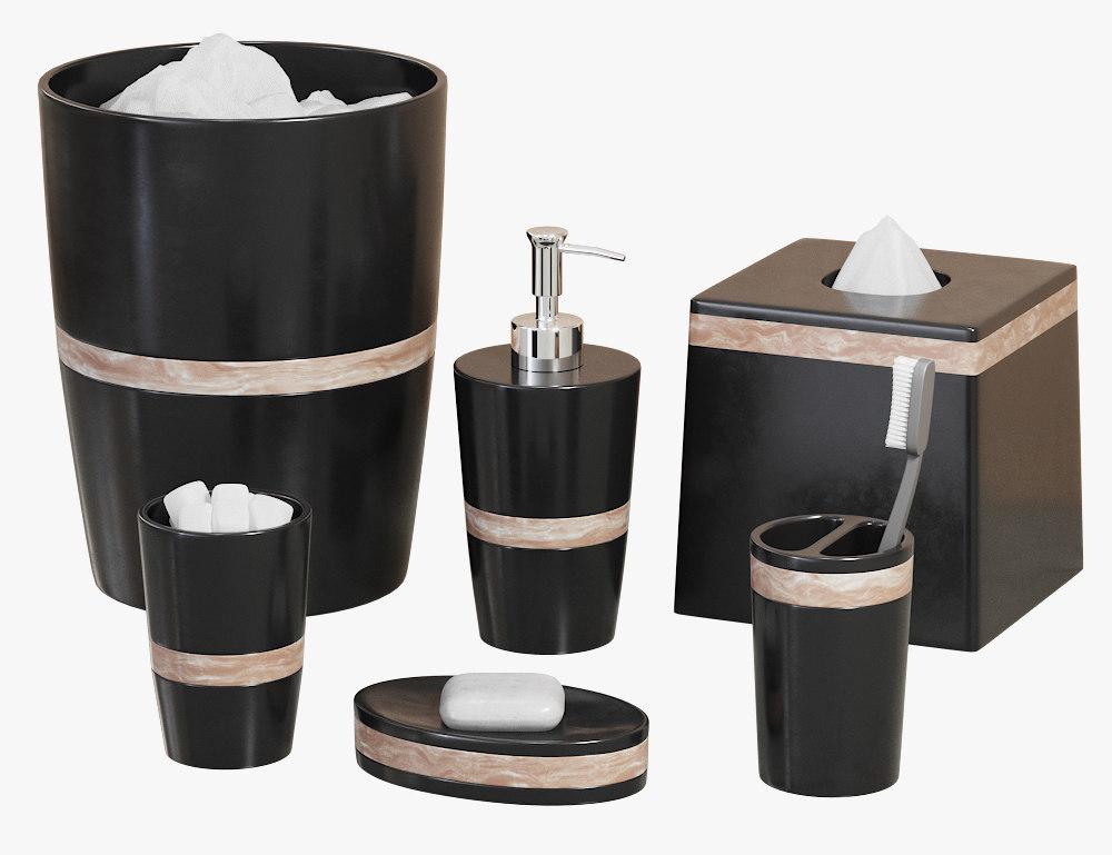 bathroom bathvel 3D model
