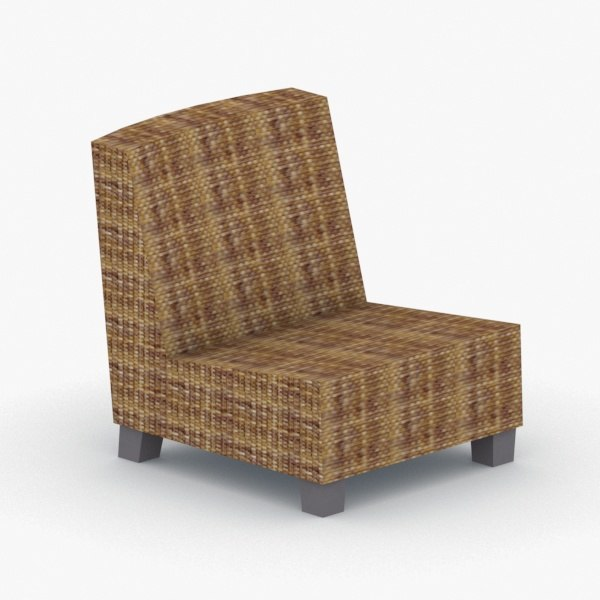 - armchairs chairs 3D