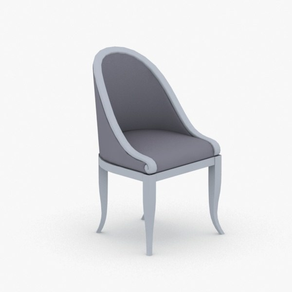 3D - chairs model