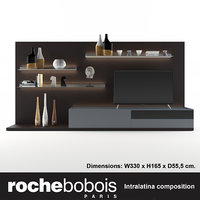 tv roche bobois intralatina model