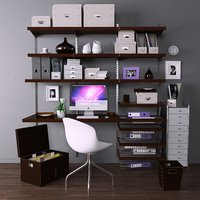 offices 3D model