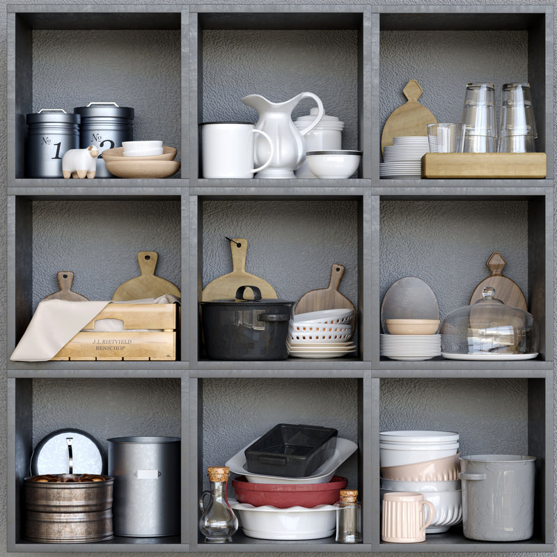 kitchens model