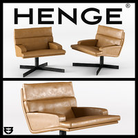 henge eighty armchairs model