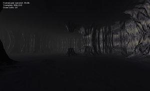 3D cave maps