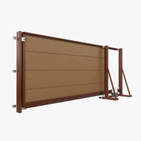 automatic sliding gate model