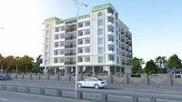 residential  modern building