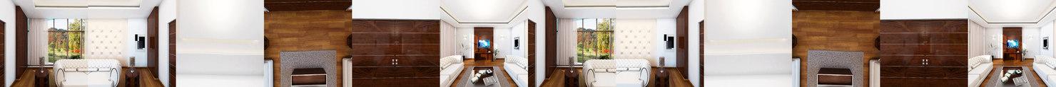 3dinterior 01 living room 3D model