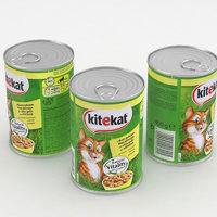Kitekat Cat Food Can 400g