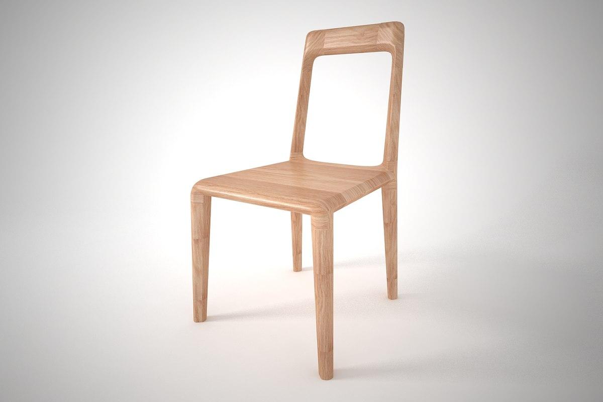 furnishing dinning chair model