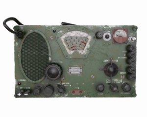 3D receiver vrp- 60 model