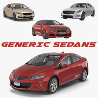 Generic Sedans Collection