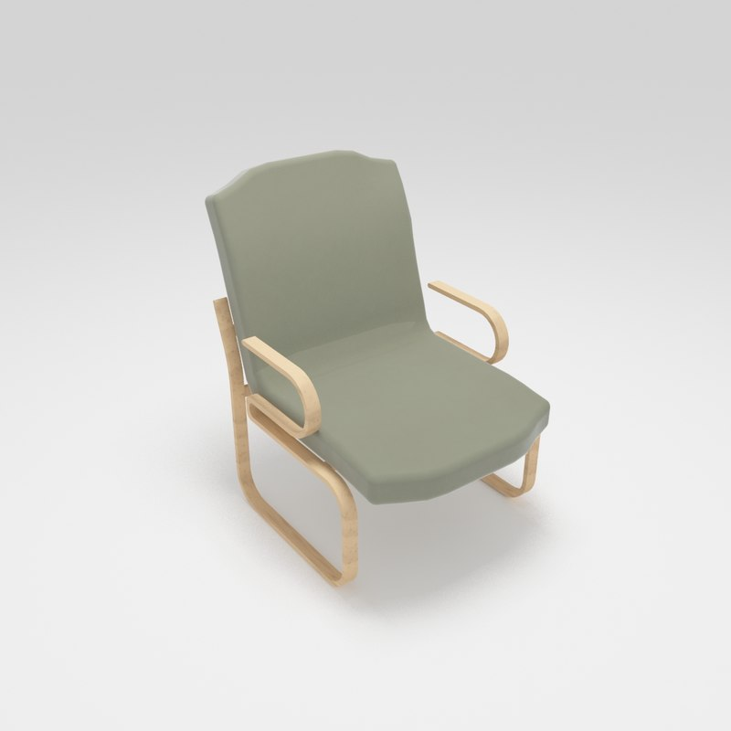 new chair 3D model