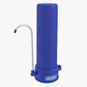 3D water filter