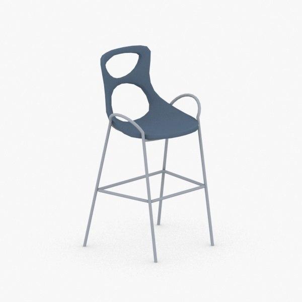 - chairs bar model