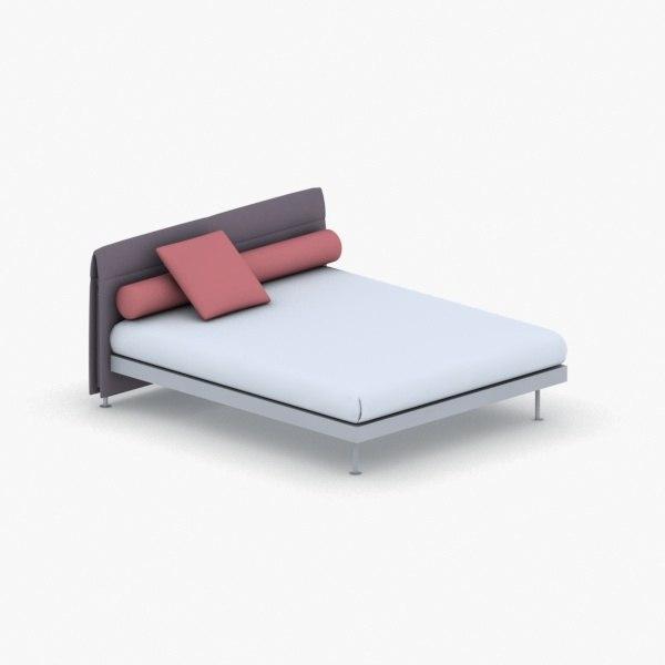 - beds sofas 3D model