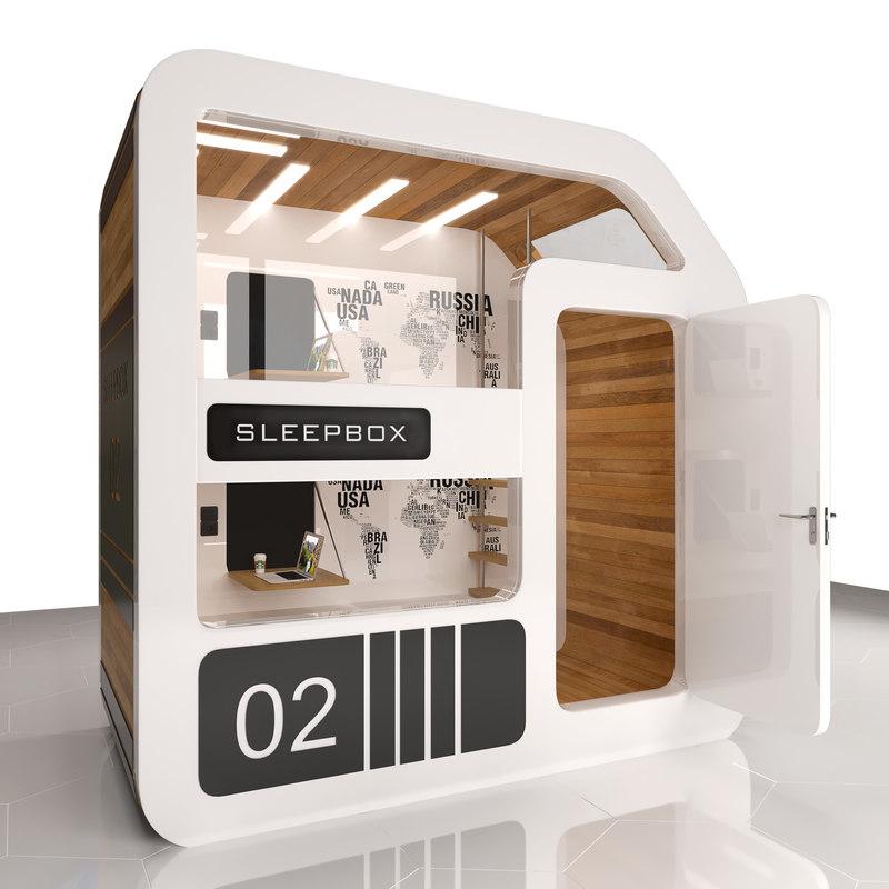 3D sleepbox