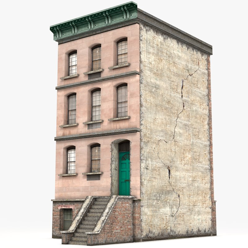 townhouse games 3D model