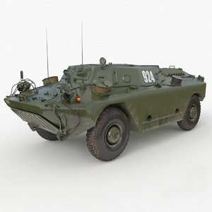 3D model fug ot 65 scout
