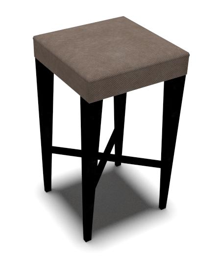 3D mini chair