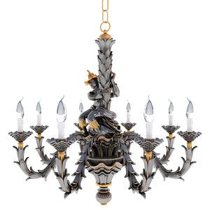chandelier roberto giovannini 604c 3D model