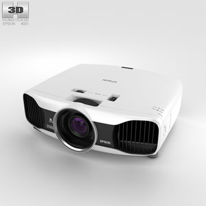 3D epson eh-tw9000w projector