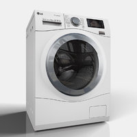 lg turbowash centum 3D model