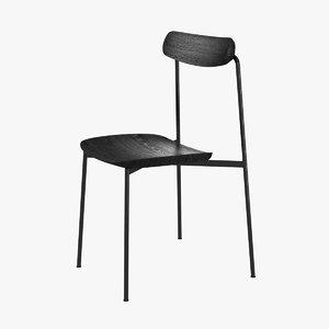 chair sia 3D model