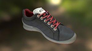 shoe games 3D model