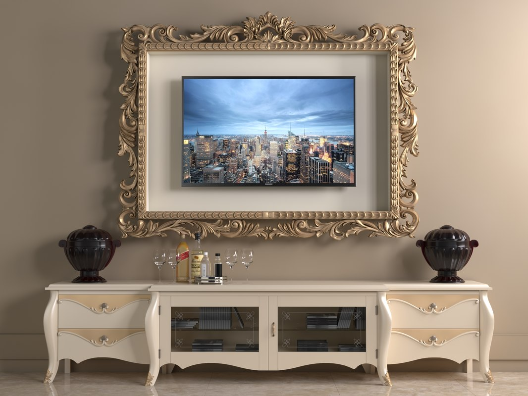 table tv 3D